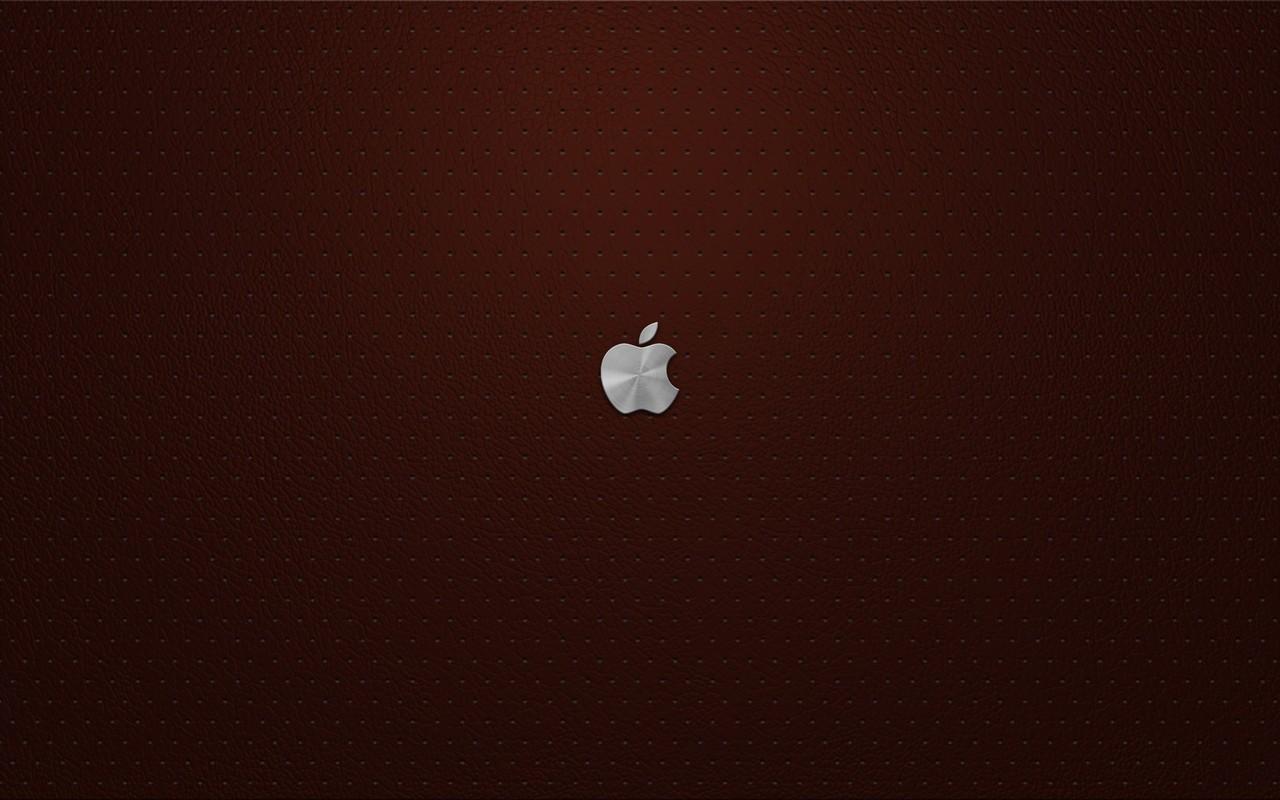 apple logo burgundy desktop background wallpaperjpg 1280x800