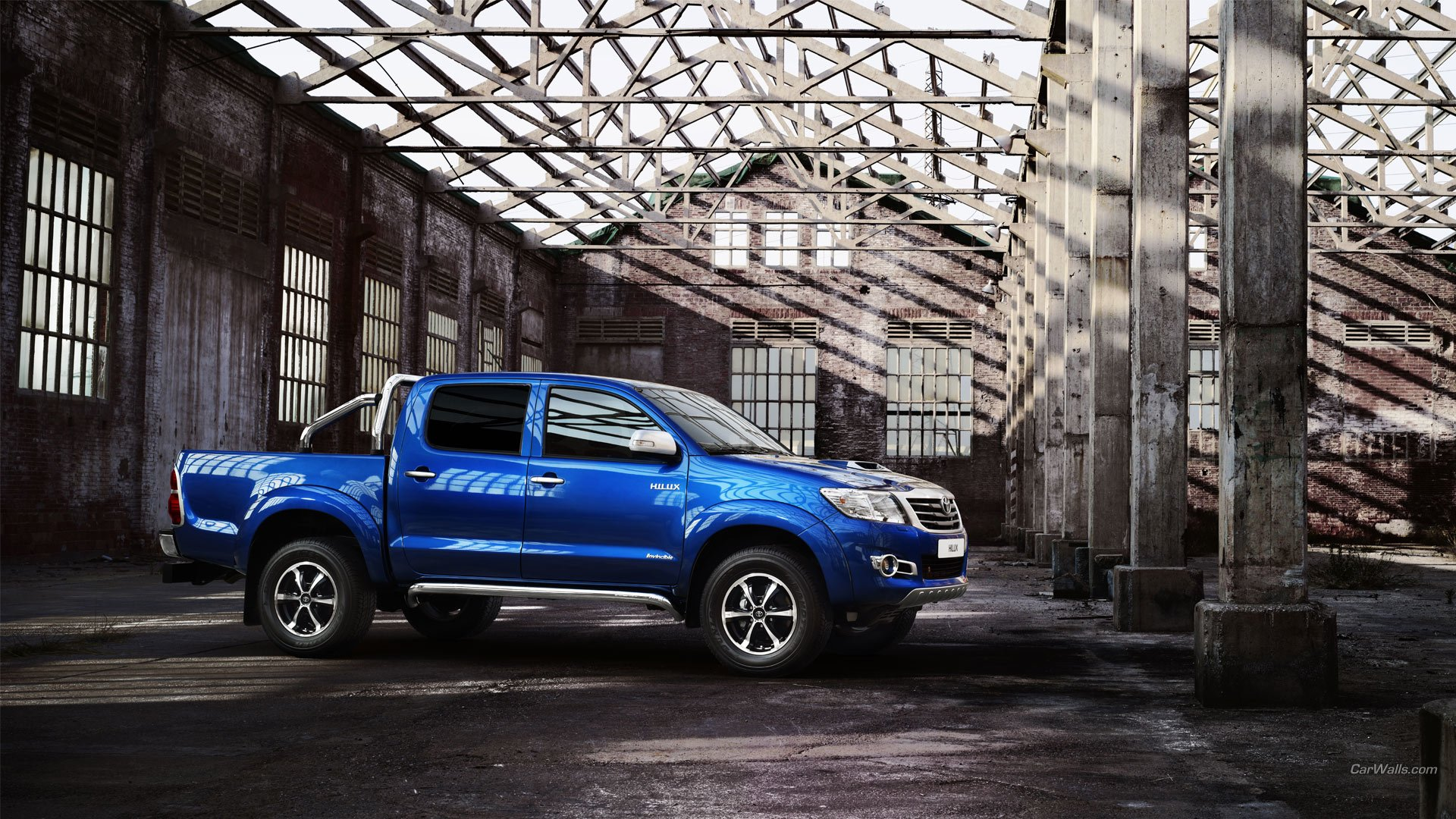 Toyota Hilux HD Wallpaper Background Image 1920x1080 ID 1920x1080