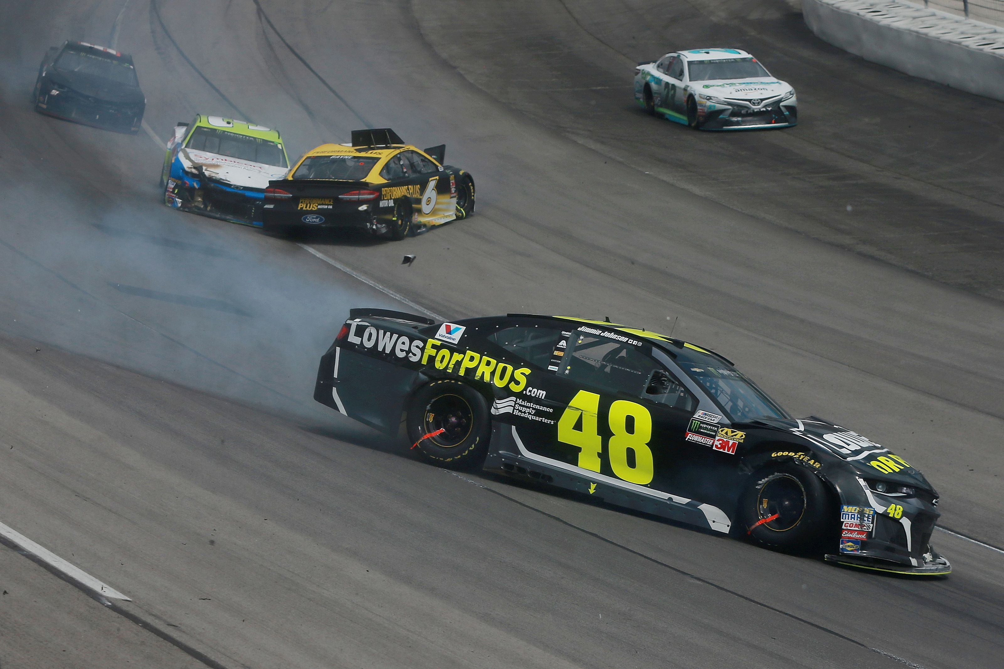 NASCAR 5 predictions for the 2018 Food City 500 at Bristol Motor 3200x2133
