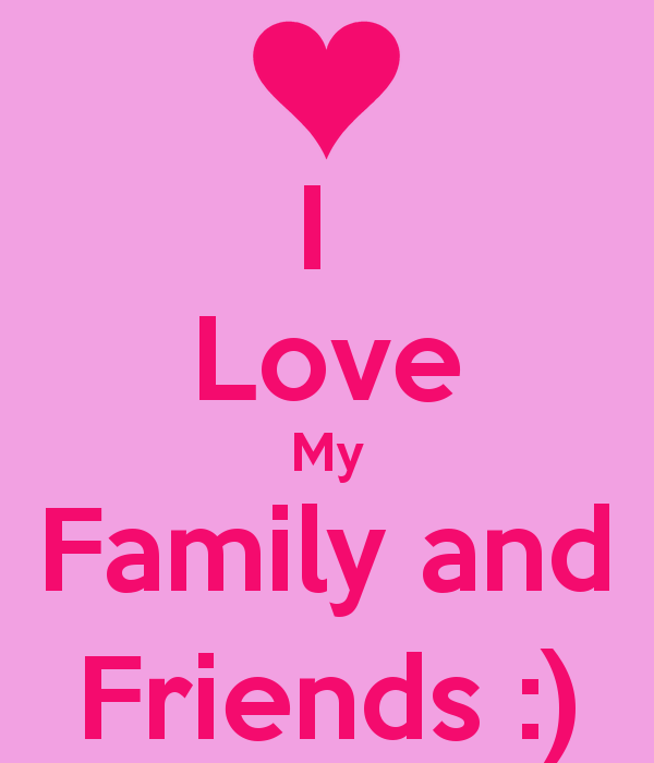 Showing Gallery For I Love My Family Wallpaper 600x700