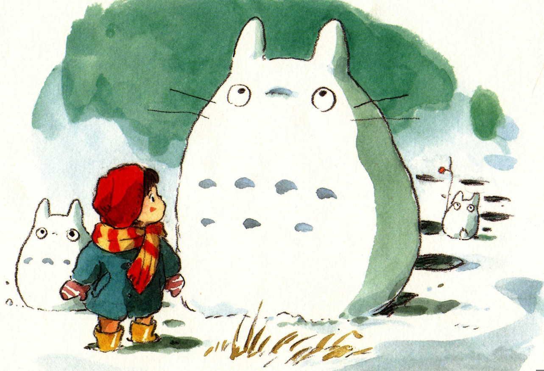 Totoro May: My Neighbor Totoro HD Wallpaper