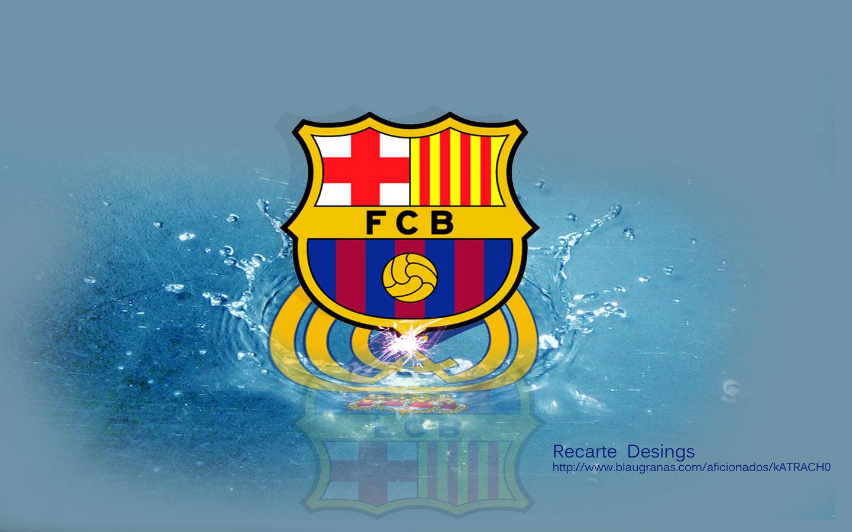 Free Fans Barcelona Logo Gambar Barcelona Terbaru
