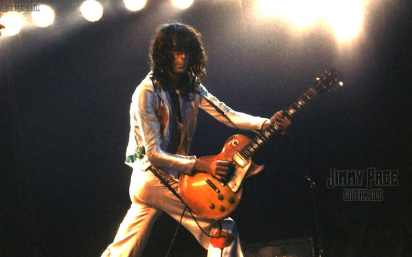 Jimmy Page Widescreen by fenicebianca 600x375