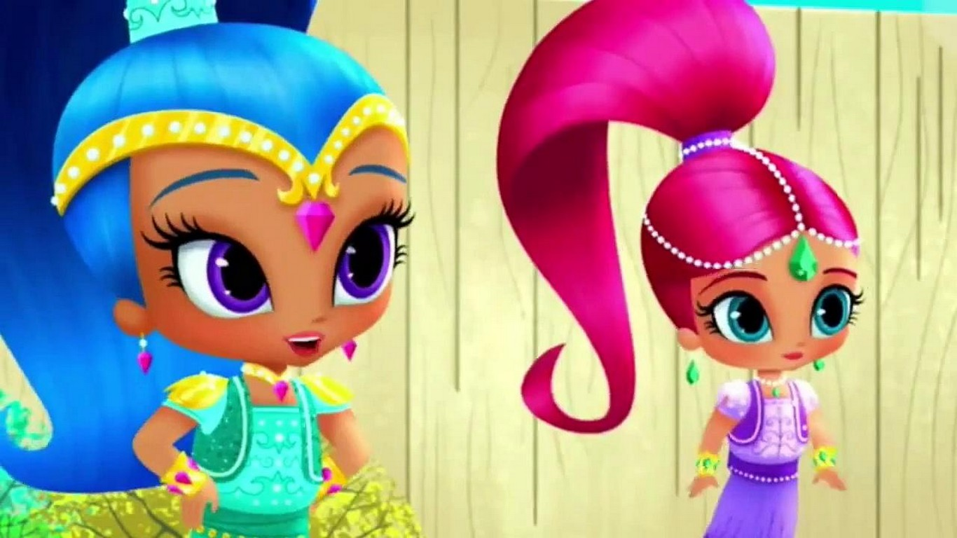Free Download Shimmer And Shine Shimmer And Shine Cartoon