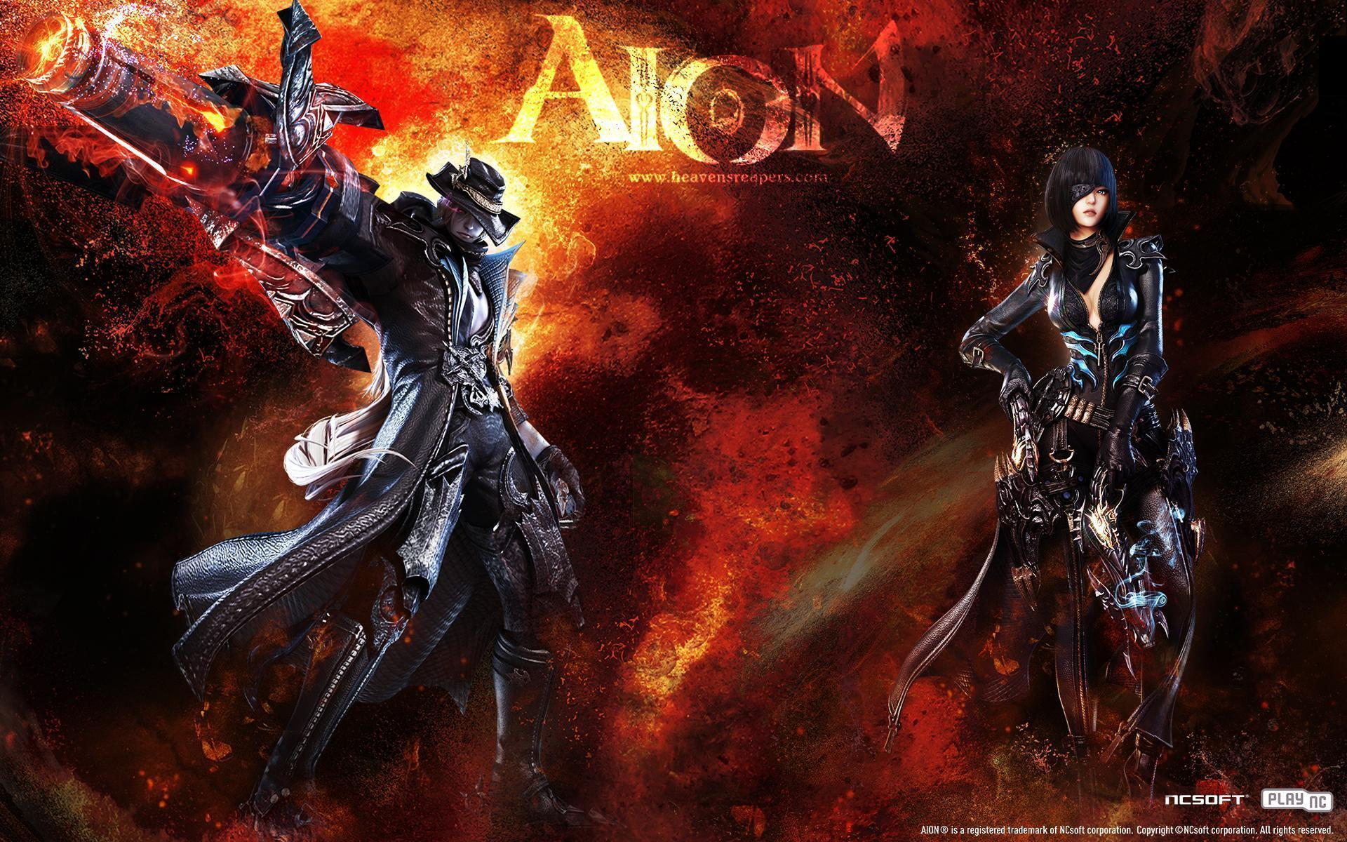 Aion Wallpapers 1920x1200