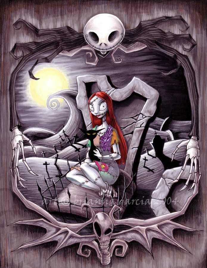 download Jack And Sally Wallpaper Jack sally photo [695x900 695x900