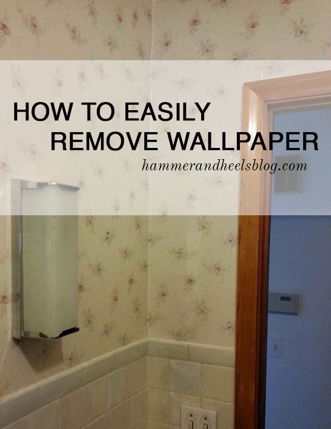How to Easily Remove Wallpaper 650x841