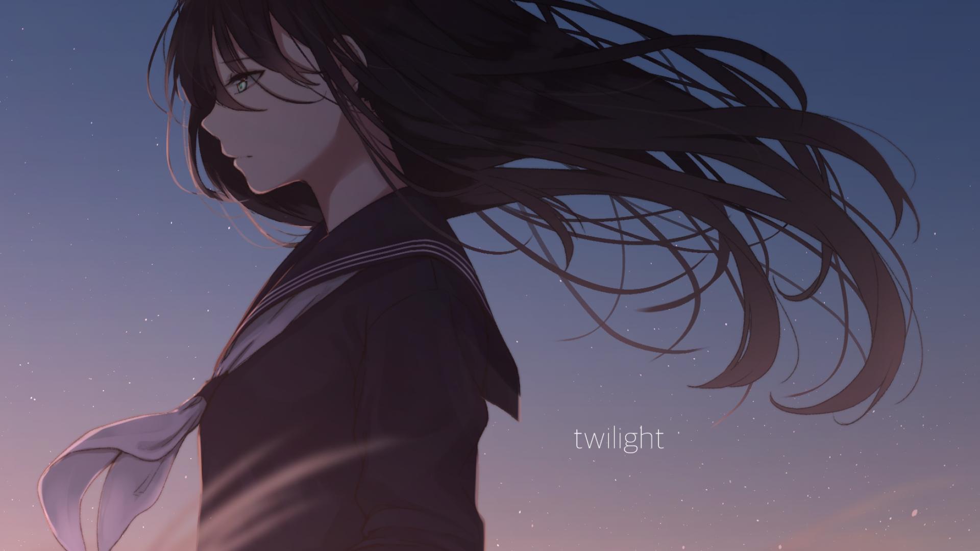 Download Sad Anime Wallpaper Hd   Sad Anime Girl Hd 1022646 1920x1080