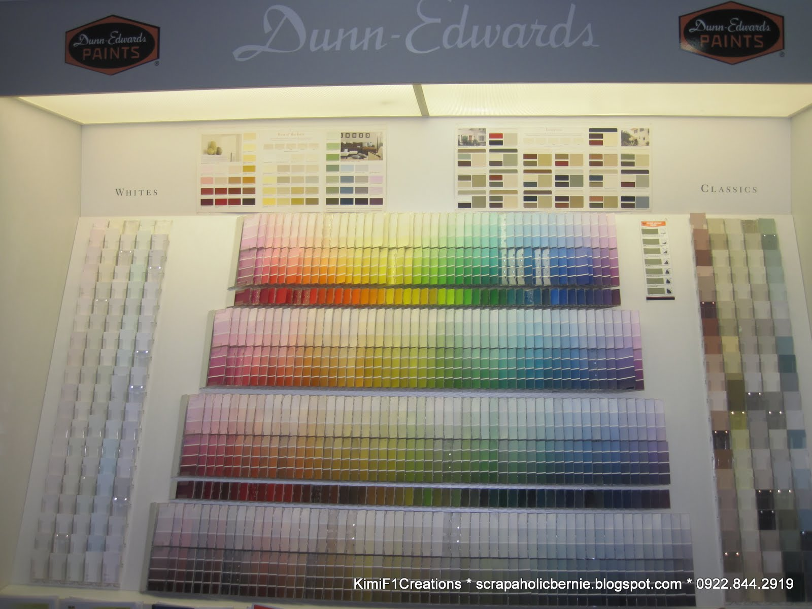 Dunn Edwards Color Palette 1600x1200