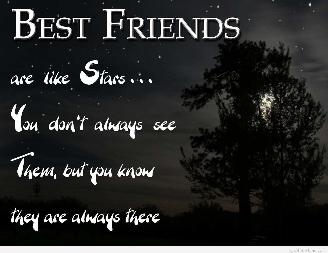 best friends quote wallpaper wwwTrendingHDwallpaperscom 1280x987