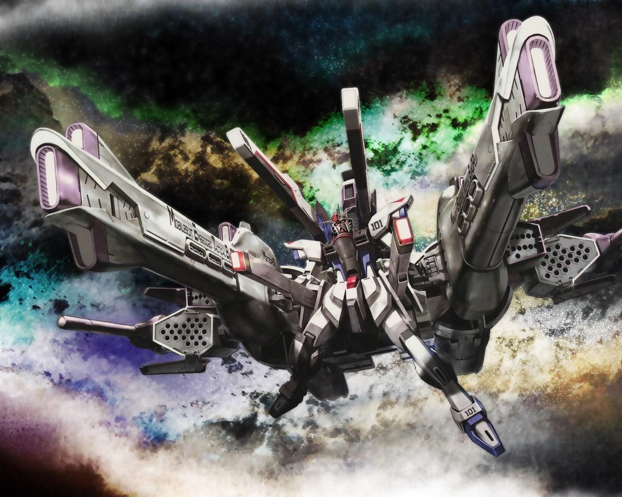 Photo 1 of 60 Mobile Suit Gundam 1280x1024