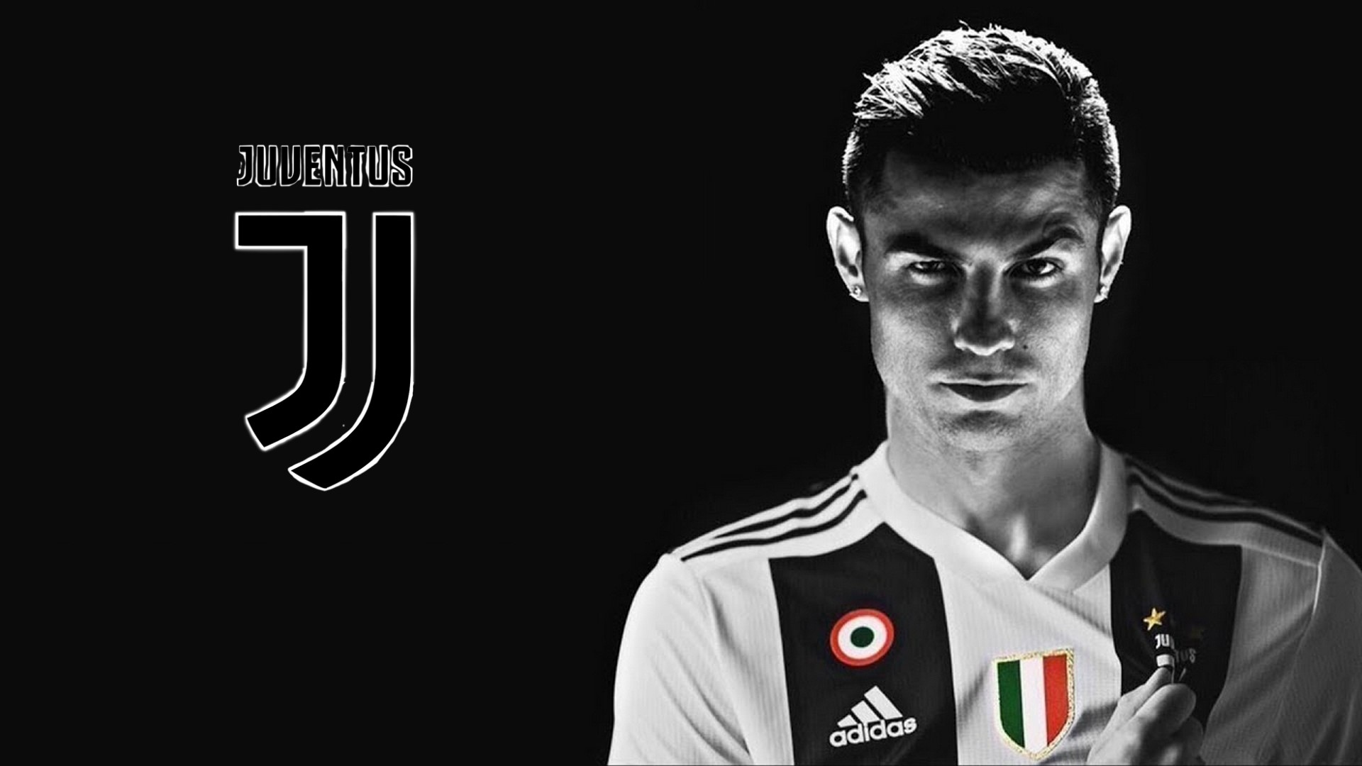Cristiano Ronaldo Juventus Wallpaper 2021 Football Wallpaper 1920x1080