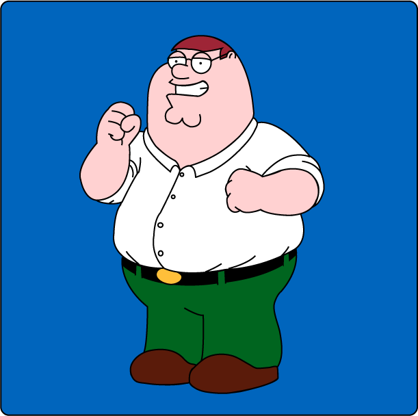 Family Guy Wallpapers: Peter Griffin Wallpaper