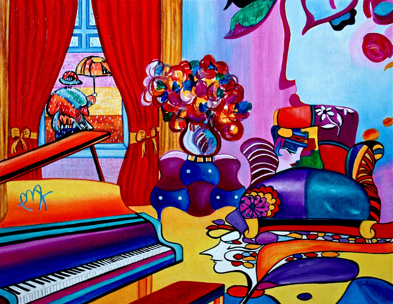 Peters Piano   Peter Max 1600x1240