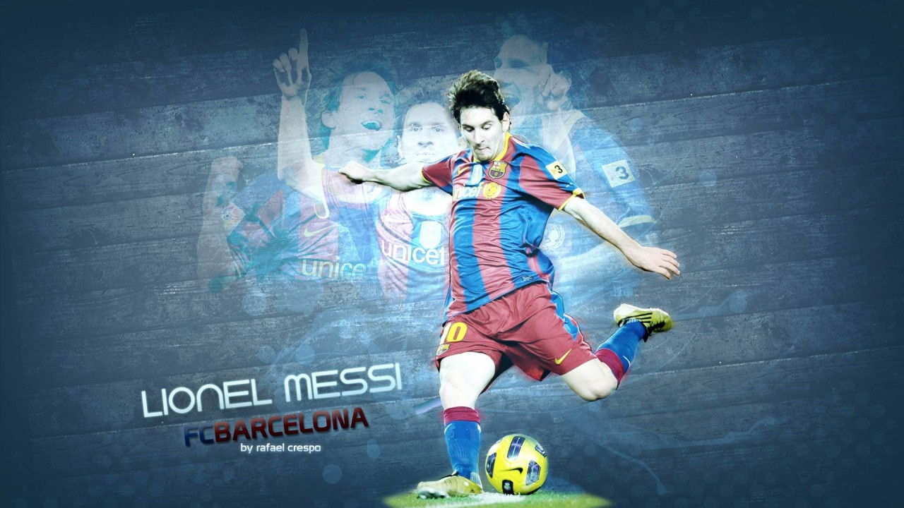Messi Barcelona New HD Wallpapers 2013-2014