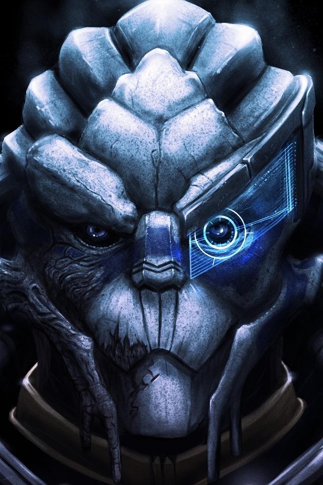 49+ Mass Effect 3 iPhone Wallpaper on WallpaperSafari