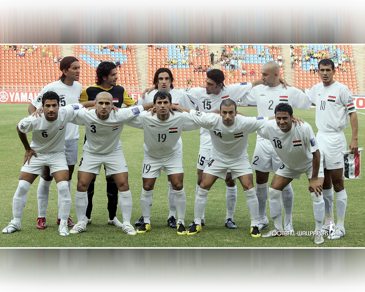 Iraq National Team Wallpaper 1 Football Wallpapers and 1280x1024