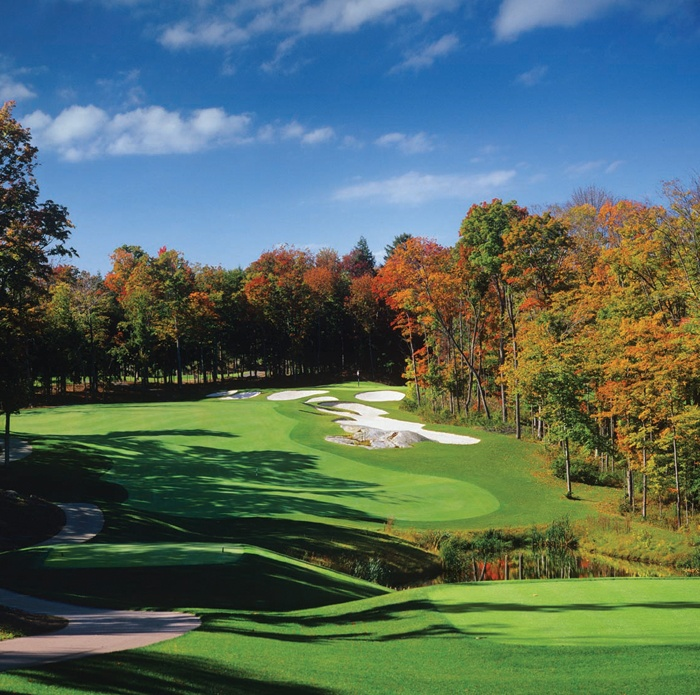 Pin Beautiful Golf Course Hd Desktop Wallpaper Widescreen Fullscreen 700x695