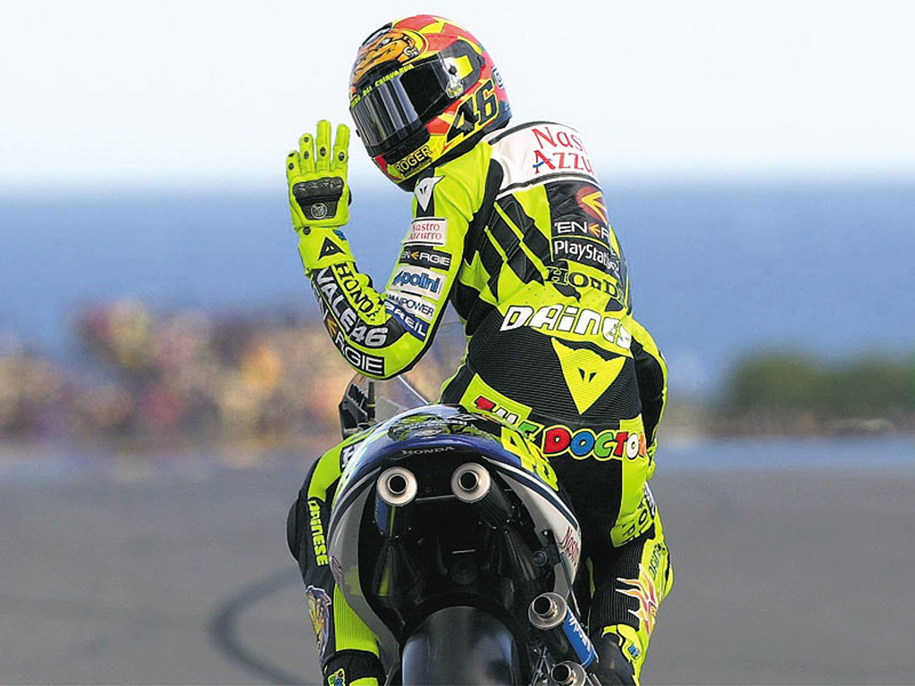 Moto Gp Valentino Rossi Wallpaper HD 2 1024x768
