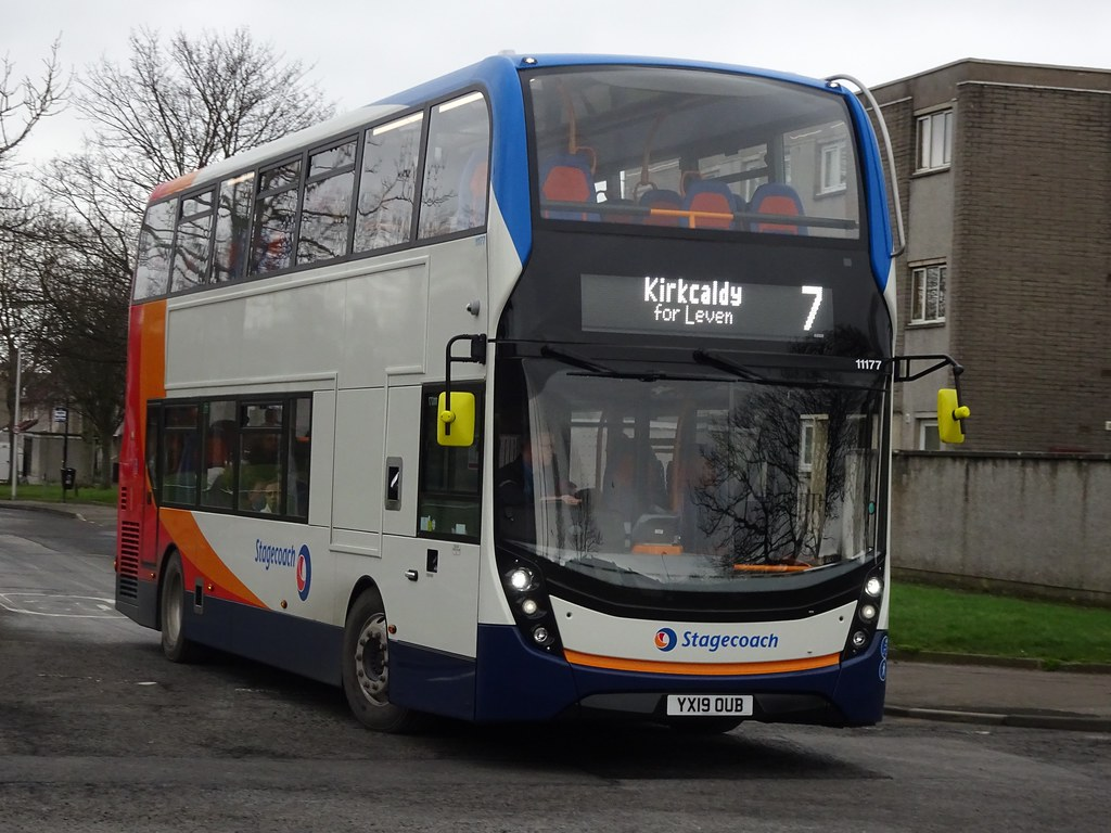 11177   YX19 OUB Stagecoach In Fife Kirkcaldy For Leven 7 Flickr 1024x768