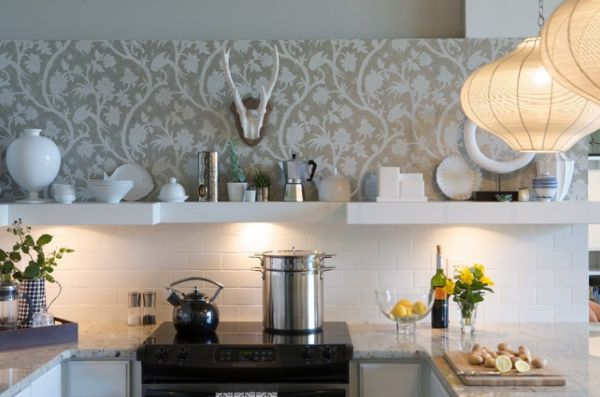 kitchen wallpaper 600x397