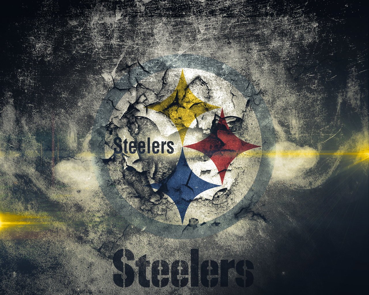 Wallpaper of the day Pittsburgh Steelers wallpaper Pittsburgh 1280x1024
