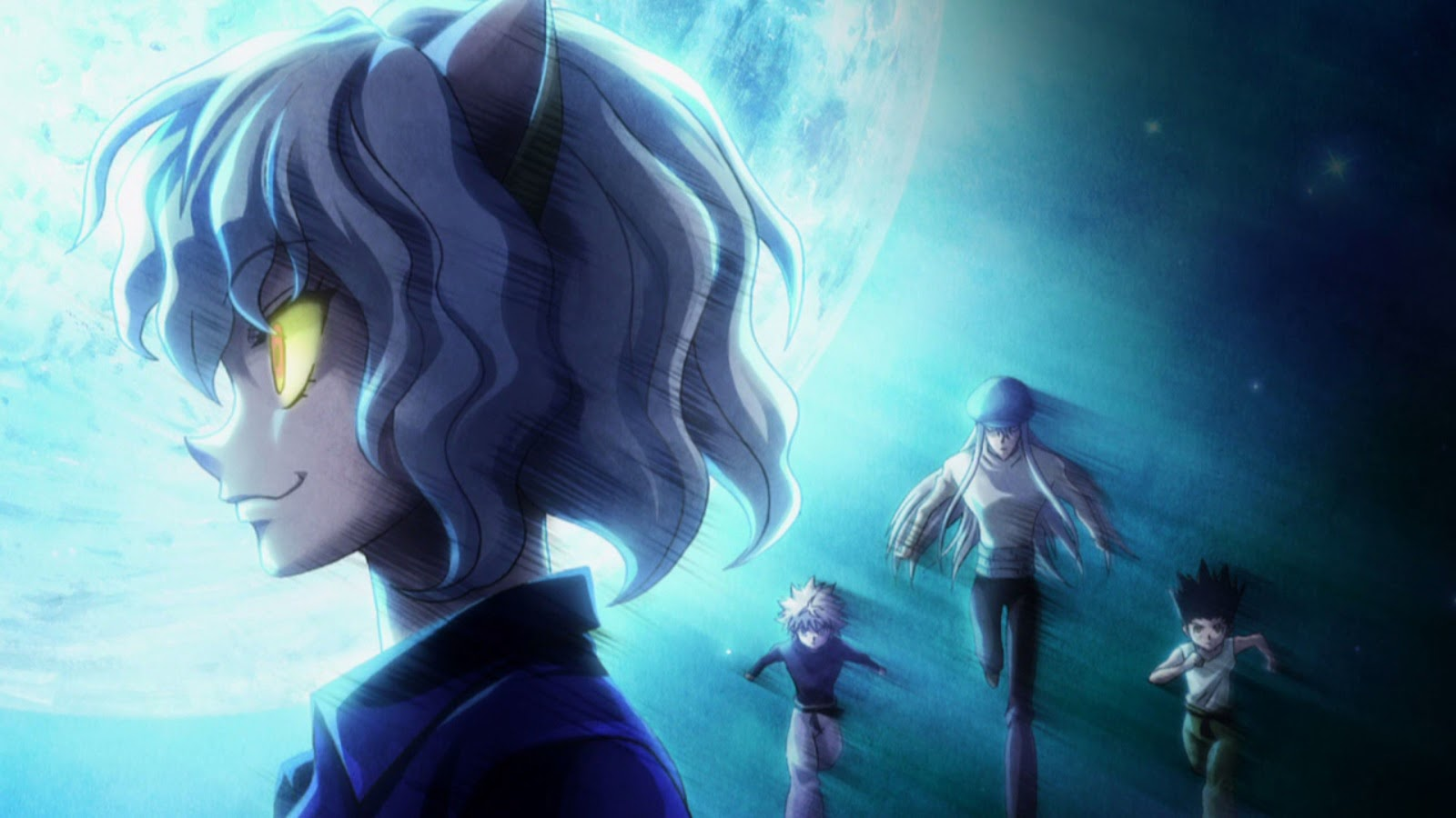 Hunter X Hunter 2011 Anime HD Wallpaper Desktop PC Background 1863 1600x900