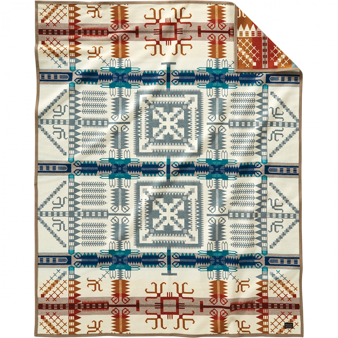 Birch Path Pendleton Blanket at Anteks Furniture Store in Dallas 1125x1125
