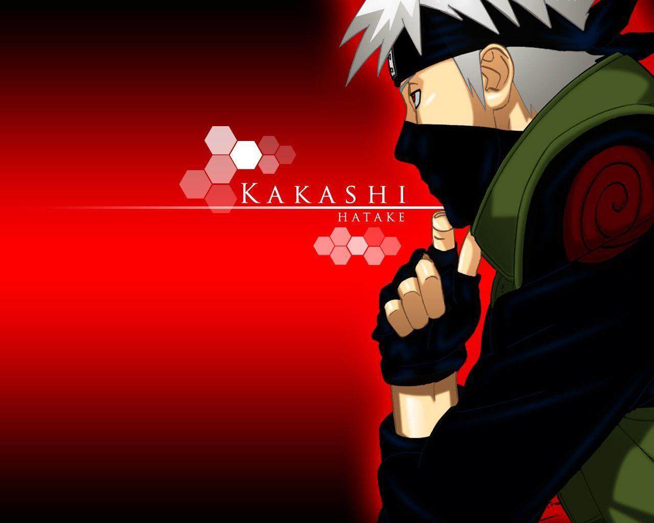 Kakashi Hatake Wallpapers 1280x1024