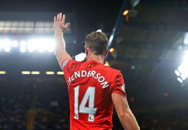 Jordan Henderson Sunderlands bright light to Liverpools 620x430
