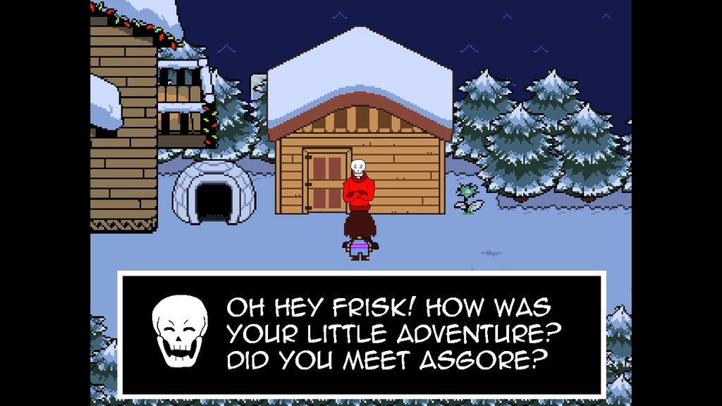 Free download Undertale Fake Screen Shot Ace by putt125