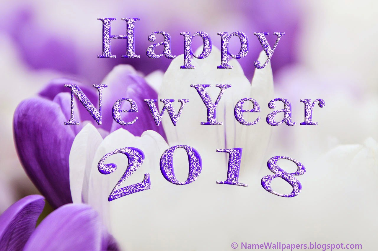 Free download Happy New Year 2018 Wallpapers HD Images