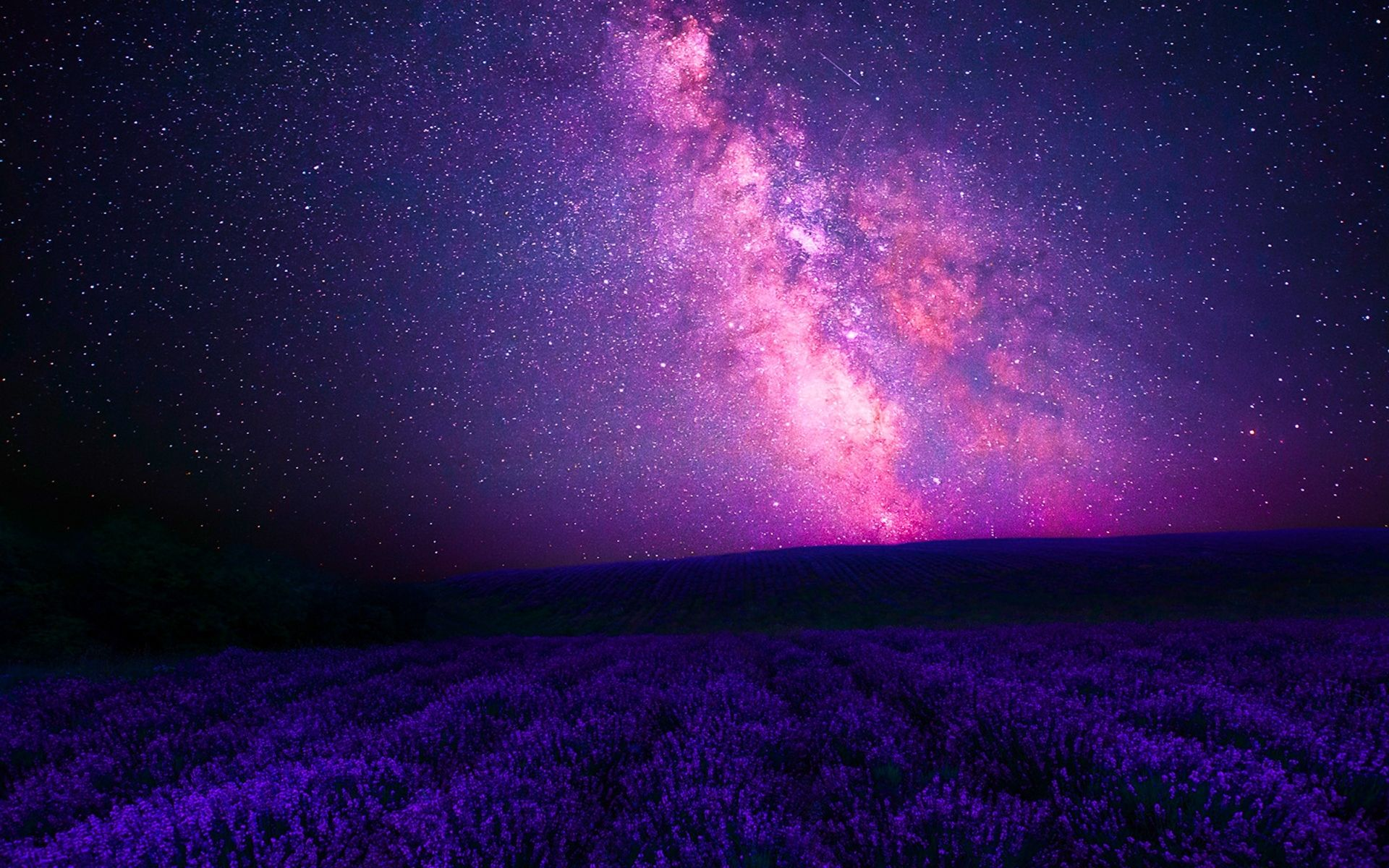 10 New Purple And Pink Galaxy FULL HD 1080p For PC Background 1920x1200