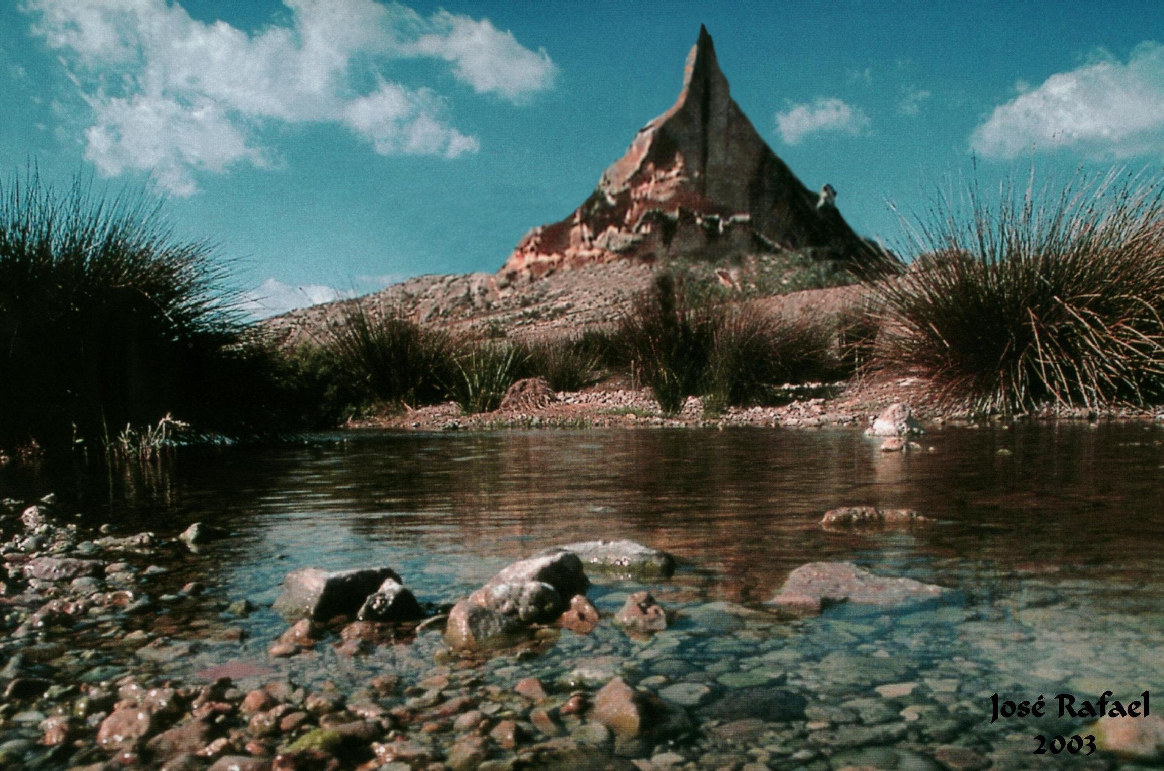 Erebor by jrafaelnavarro by Lord Of The Rings 2298x1522