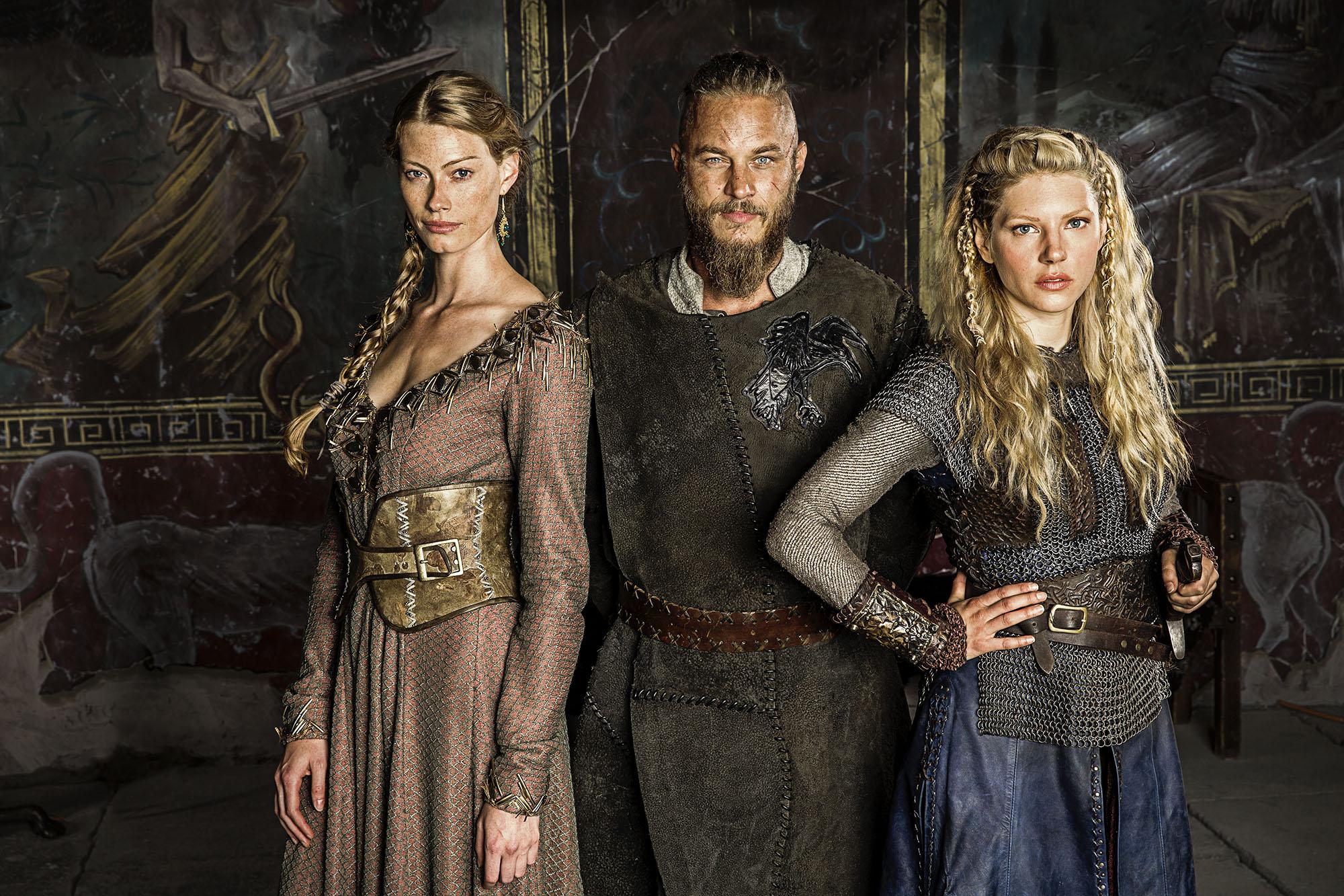 Top Vikings Show Wallpaper Tv Images for Pinterest 2000x1333