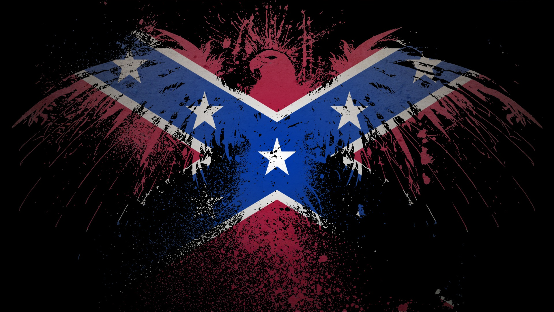 rebel flag live wallpaper 1920x1080