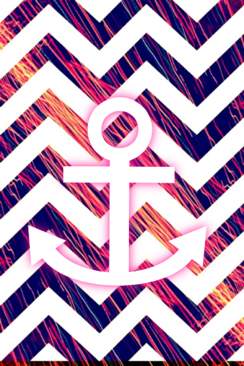 Anchor wallpaper We Heart It 500x750