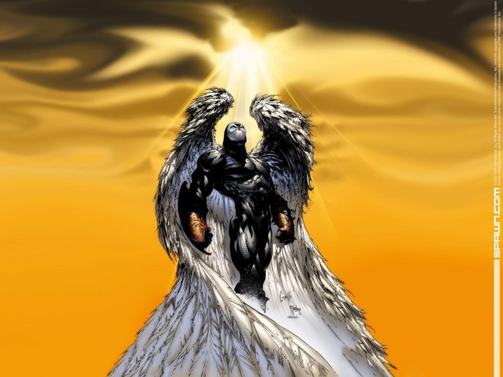 Heaven Spawn Wallpaper | Heaven Spawn Desktop Background