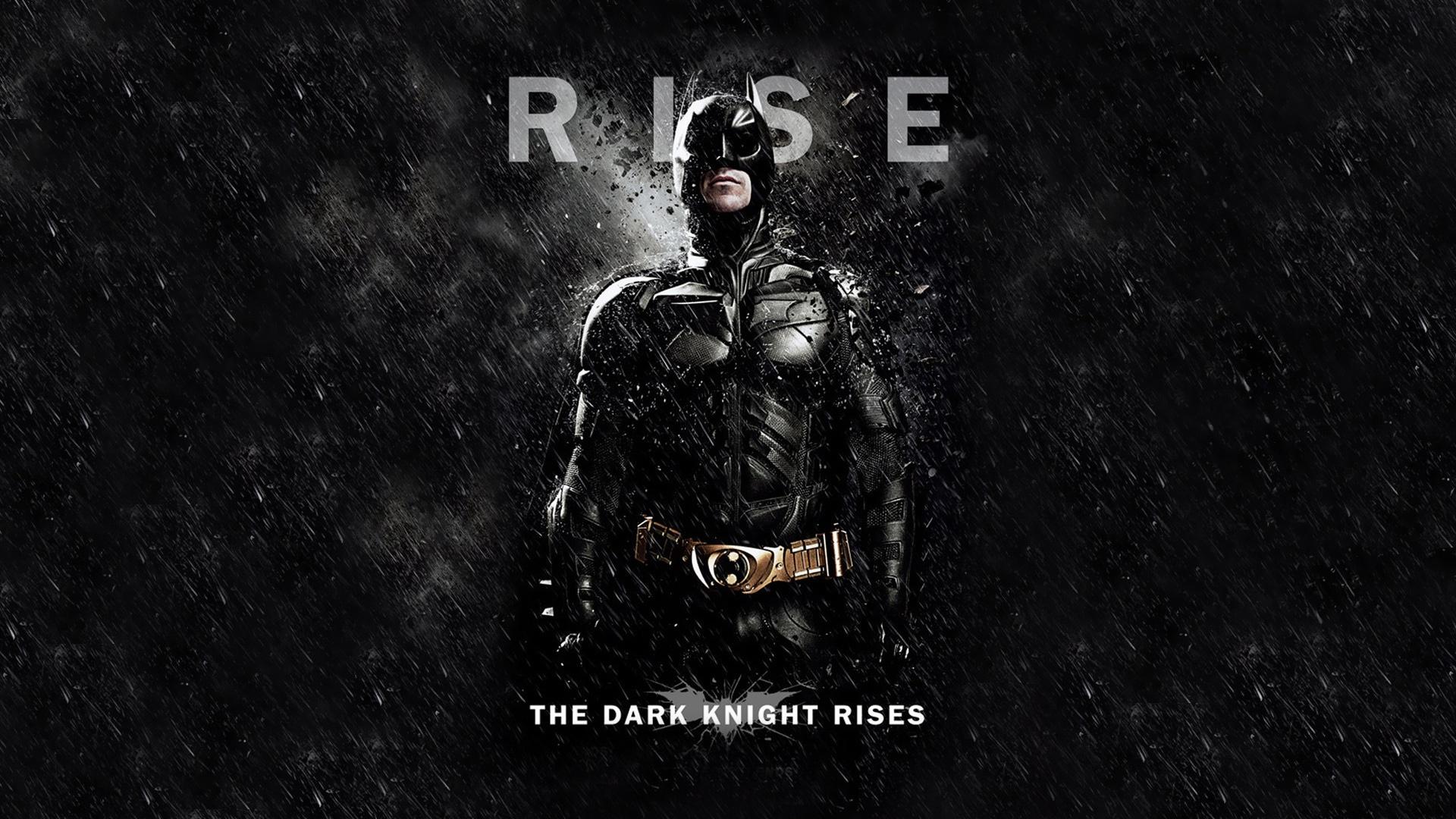 Batman The Dark Knight Rises Wallpapers HD Wallpapers 1920x1080
