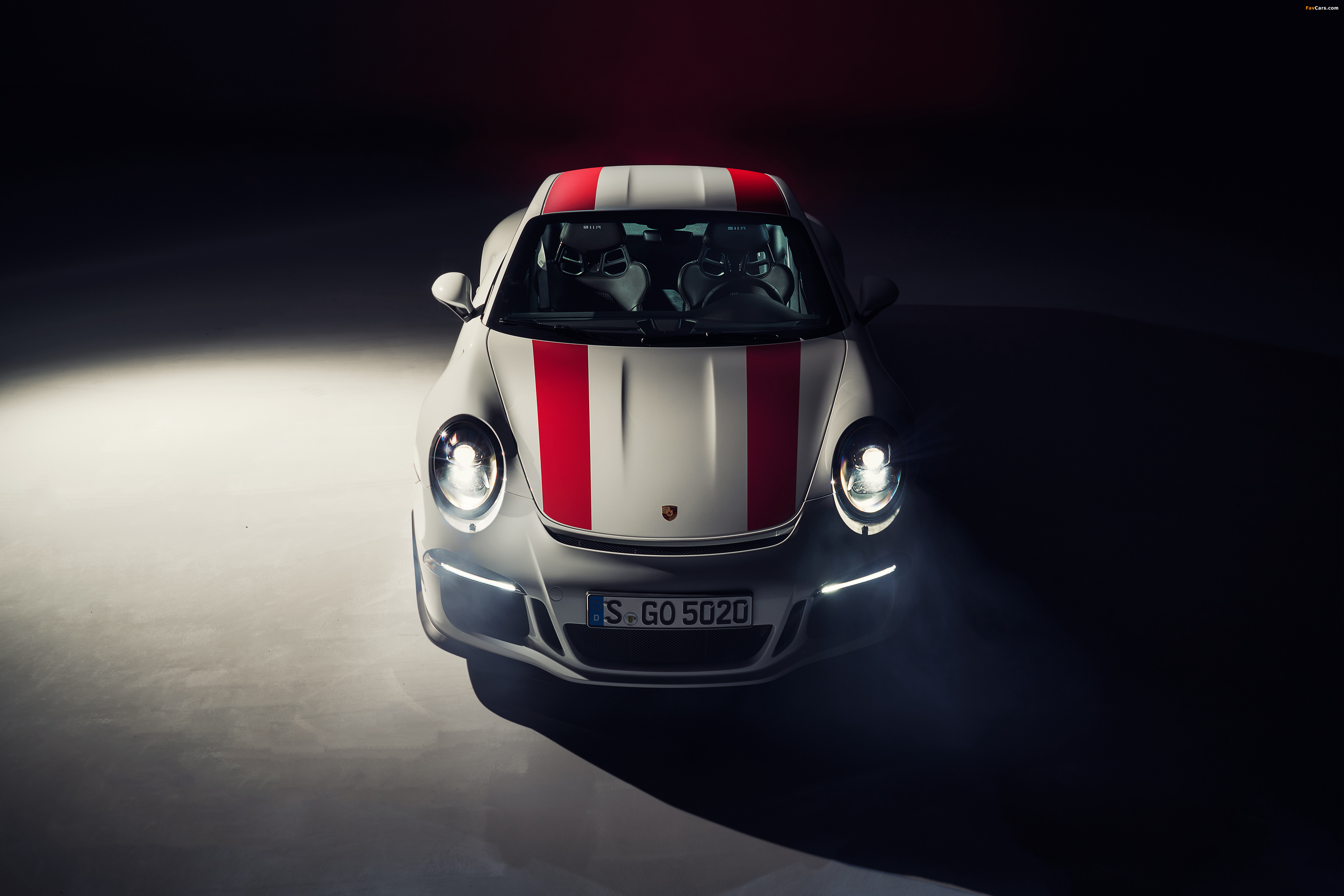 Porsche 911 R 991 2016 wallpapers 4096x2732 4096x2732