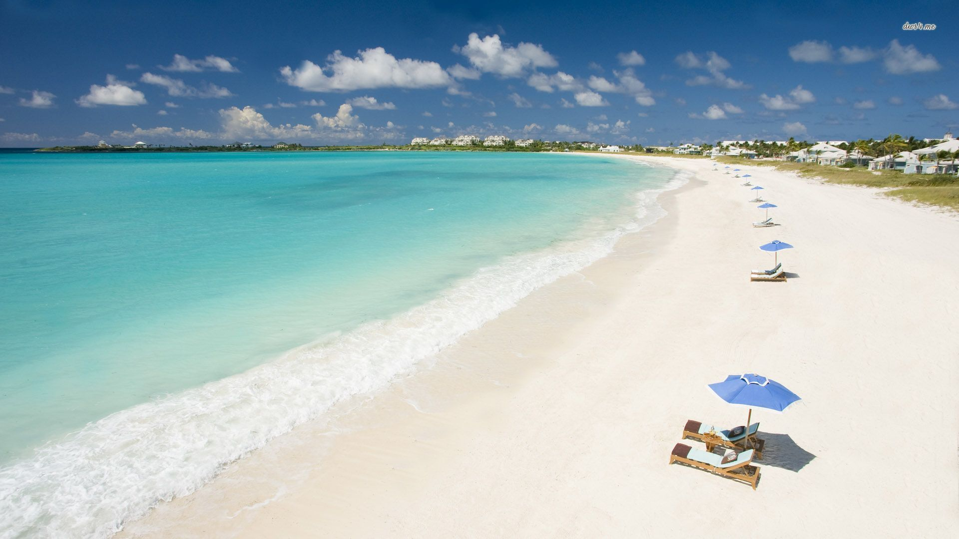 Caribbean Beach wallpaper 1280x800 Caribbean Beach wallpaper 1366x768 1920x1080