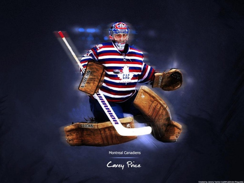 Carey Price Wallpapers Montreal Habs Montreal Hockey 31 HD 800x600