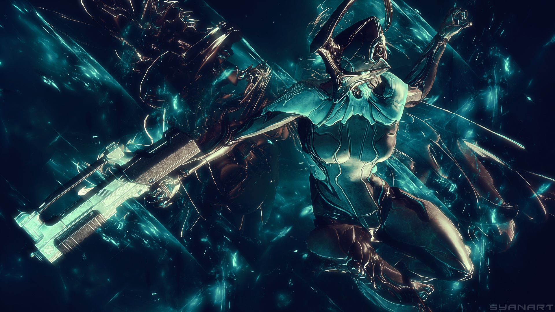 Warframe Wallpapers Wide Warframe wallpaper Background images 1920x1080