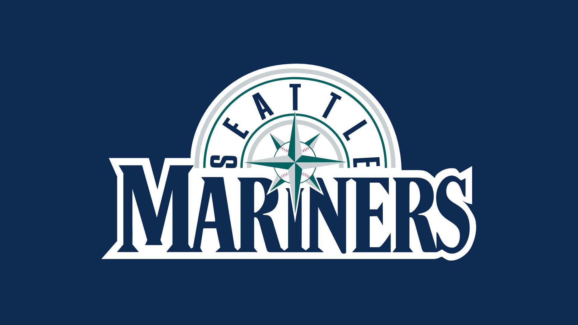 MLB Seattle Mariners Logo 1920x1080 HD MLB Baseball Seattle Mariners 1920x1080