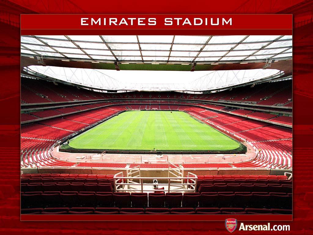 Emirates Stadium Wallpaper 3 1024x768