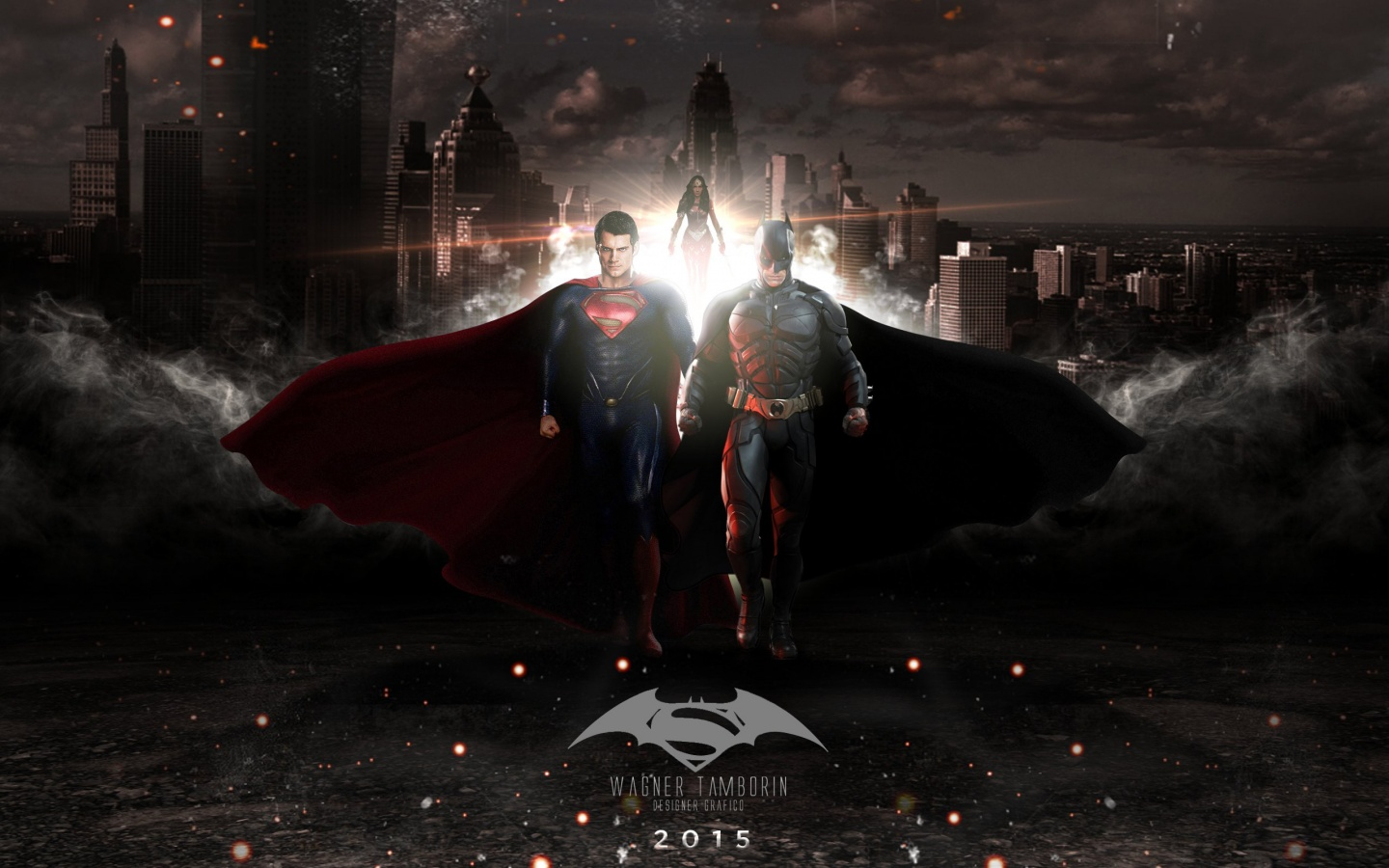 Batman v Superman Dawn of Justice 2016 Wallpapers HD Wallpapers 1440x900