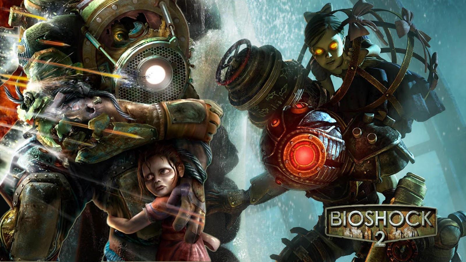 Bioshock 2 Wallpaper 1080p - WallpaperSafari