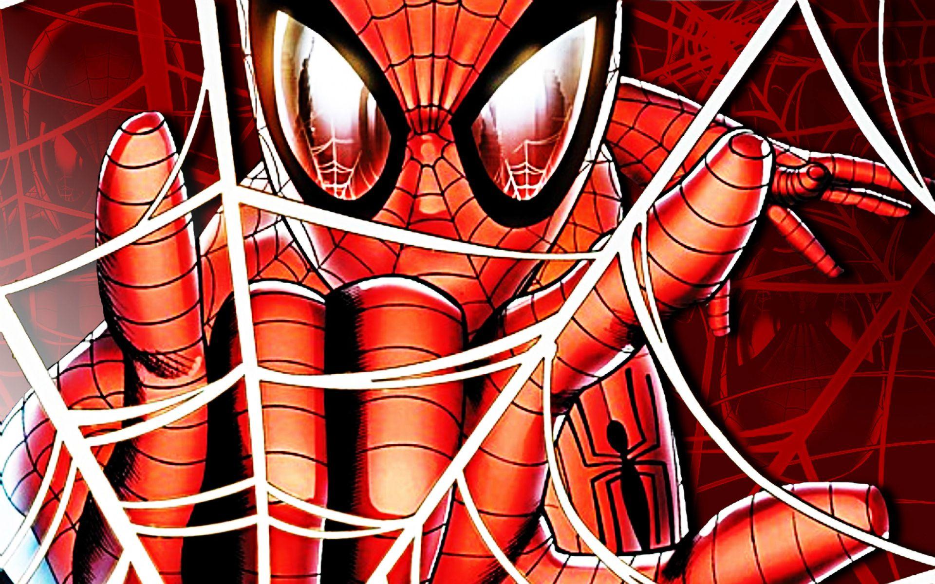 46 Spiderman Comic Wallpaper On Wallpapersafari