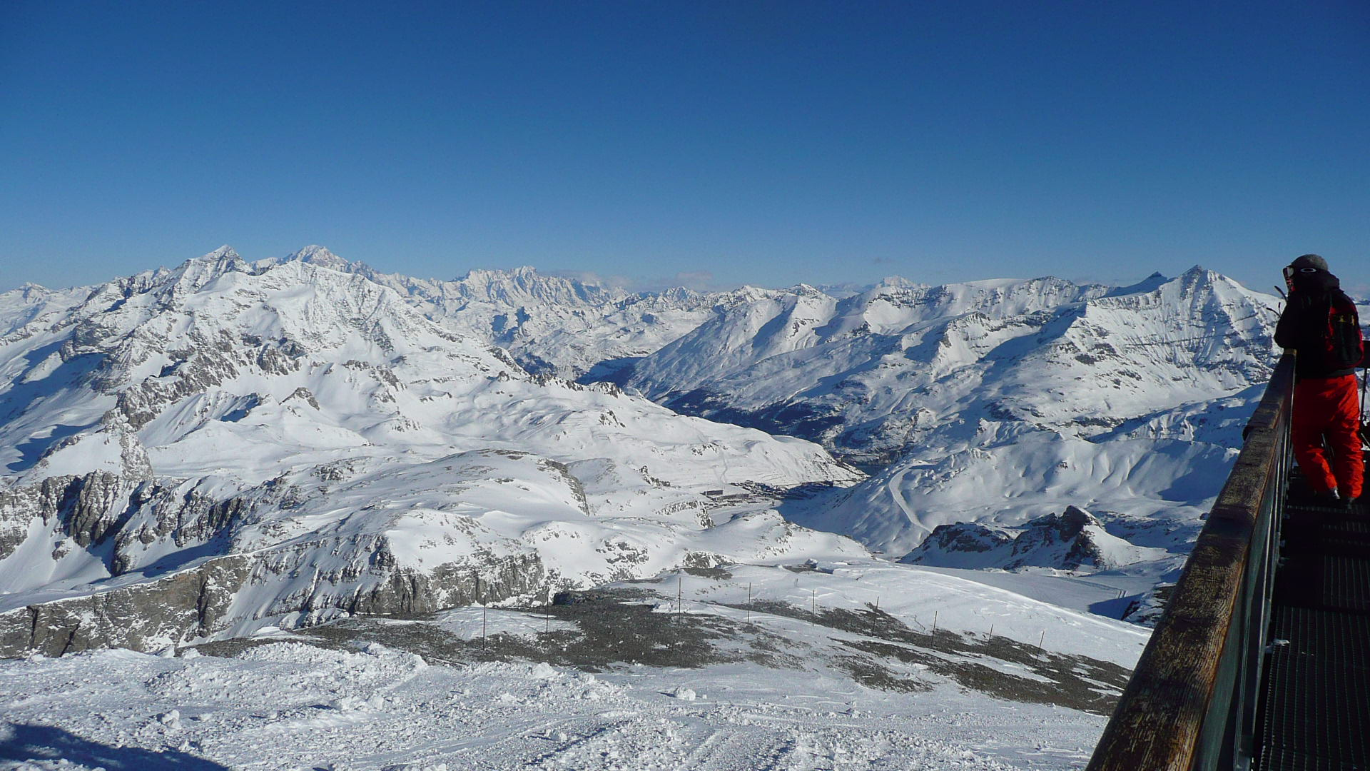 Tignes   Val dIsre   Wikipedia 1920x1080