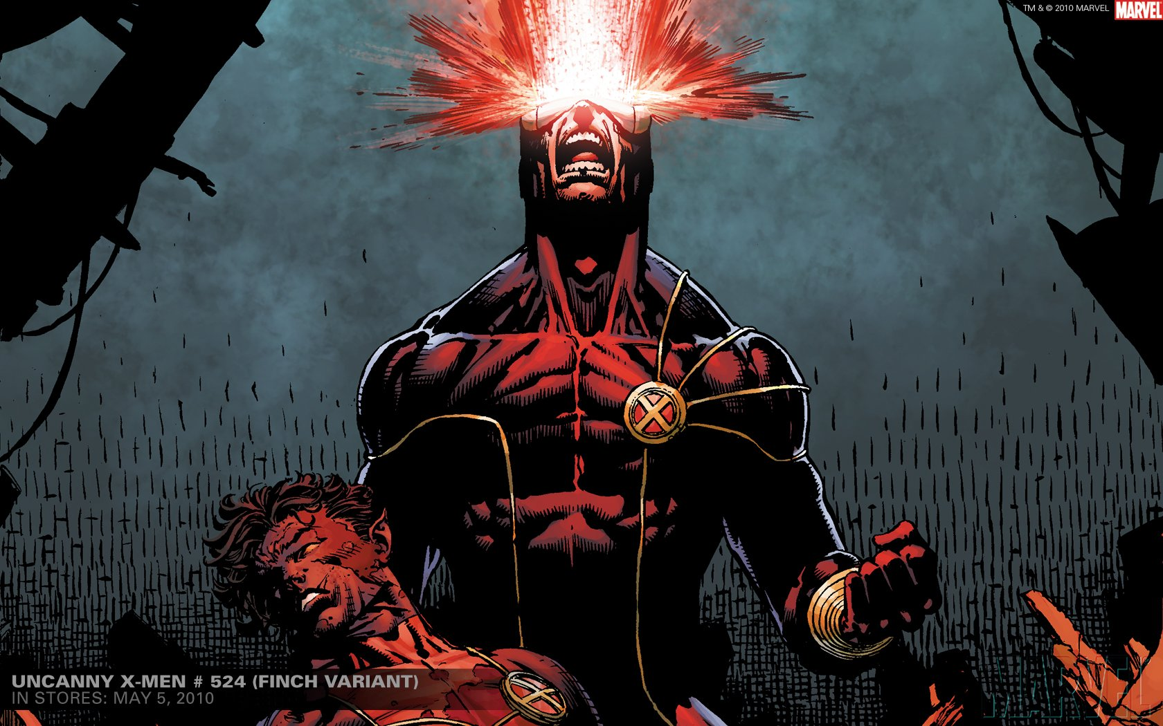 Uncanny X Men Hd: X Men Cyclops Wallpaper